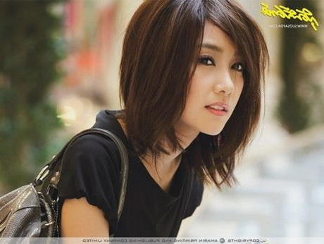 Hairstyles korean 2015