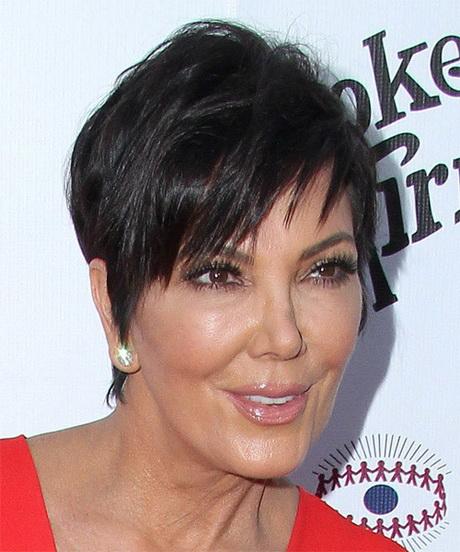 hairstyles kris jenner