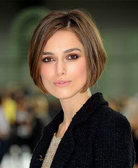 cute-medium-hairstyles-no-bangs-1.jpg Short Hairstyles With No Bangs ...