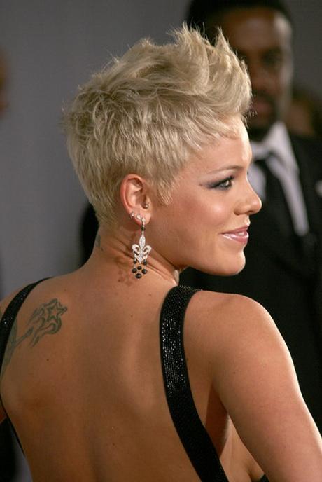 P!nk 2014 Hair Pink Short Hairstyles ...