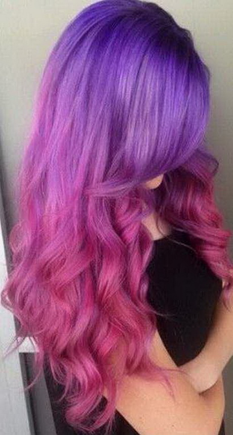 purple hair. Love it! lt;3 #Hairstyles #Purple #Purplehair: Purple