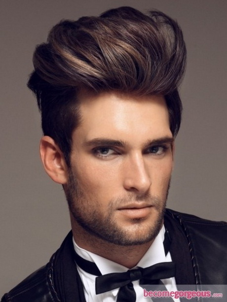 Hairstyle Quiff : men s hairstyle 3 iconic classic hair styles slikhaartv blog