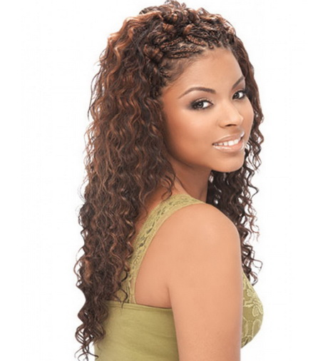 hairstyles without bangs : Sew In Weave On Pinterest Quick Weave Vixen Sew In And Black ...