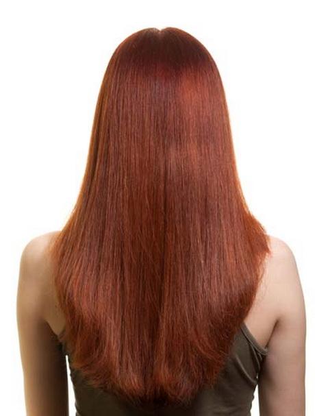 Hairstyles v back