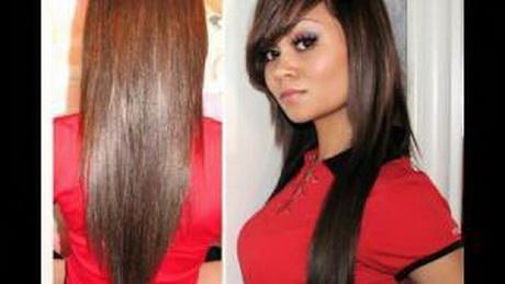 Hairstyle V Cut : Hairstyles v cut long hair