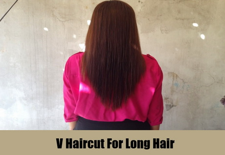 Hairstyles V Cut