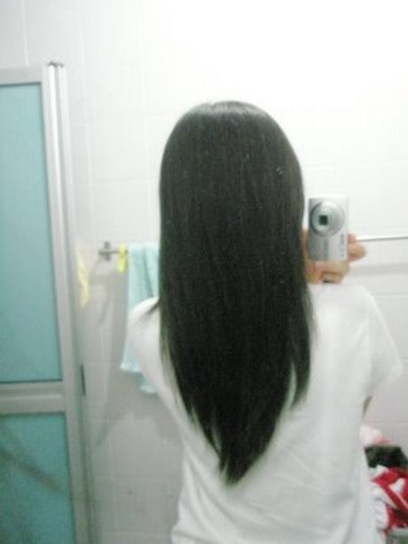 Hairstyle V Cut : cut haircut with long layers haircuts pinterest v cut