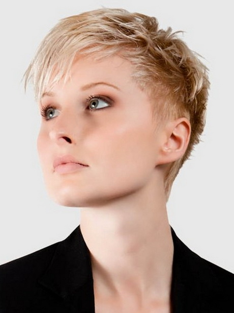 Very Short Haircuts for Women Picture