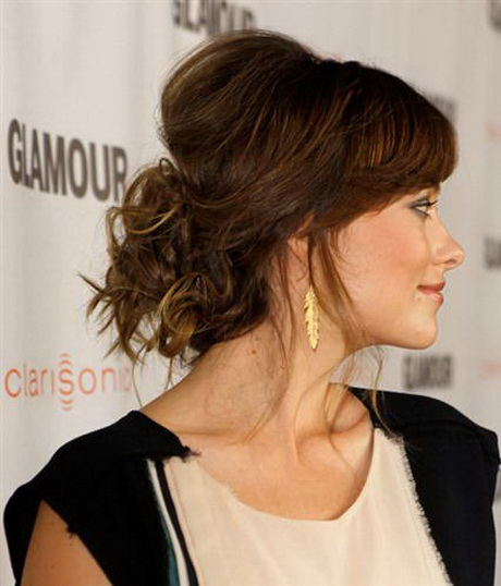 Hairstyles for xmas : Hairstyles xmas party