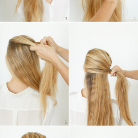 Creative Easy Hairstyles For Long Hair To Do At Home  LONG HAIRSTYLES