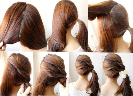 Hairstyles You Can Do At Home : Hairstyles you can do at home
