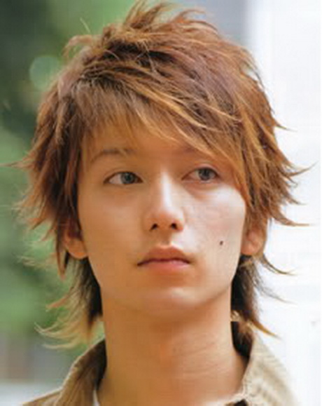 J Rock Hairstyles For Guys