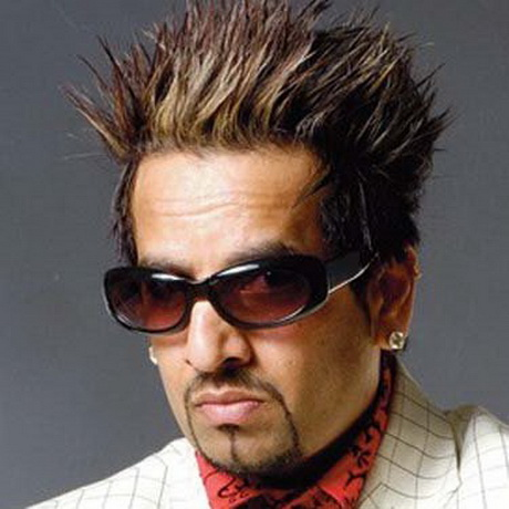 Jazzy B Hairstyles