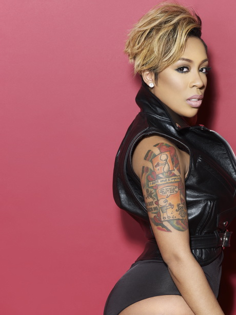 K. Michelle Long Hairstyles