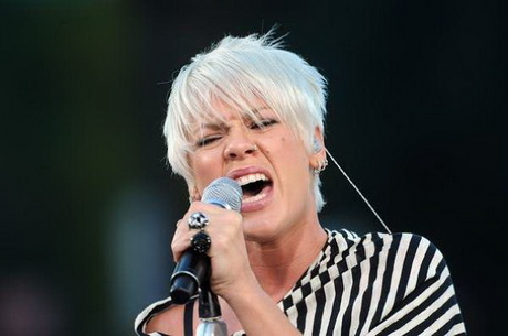 P!nk 2013 P nk hairstyles 2013