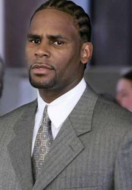kelly cornrow h... R Kelly Cornrows