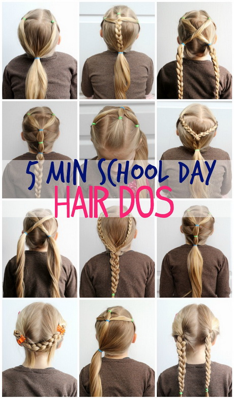 Original 23 FiveMinute Hairstyles For Busy Mornings  Twists Wear To Work And