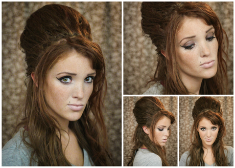 60s Hairstyles Tutorial