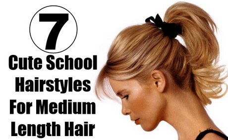 Fantastic Cute Hairstyles For School Related Keywords Amp Suggestions  Cute