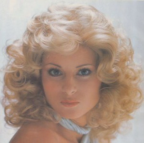 70s Disco Hairstyles