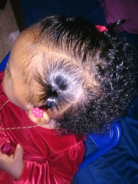 9 Year Old Hairstyles for Black Girls