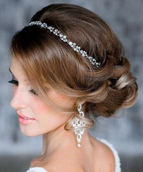 high fashion hairstyles : Bun hairstyles w headband