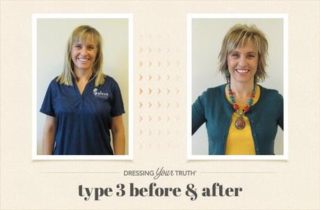 Carol Tuttle Type 4 Hairstyles