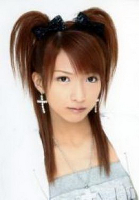 Cute Hairstyles Japanese