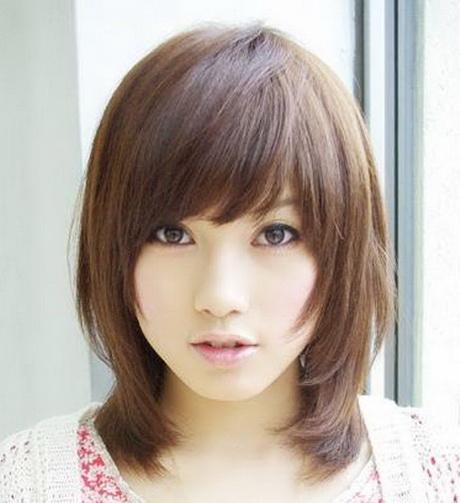 Cute Japanese Hairstyles