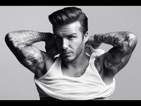 David Beckham Hairstyles Hm