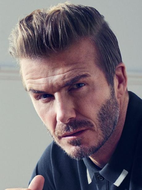 David Beckham Hairstyles H Amp M