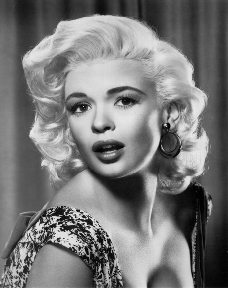 Hairstyles Photos : 1950s-Hairstyles-Jayne-Mansfeld