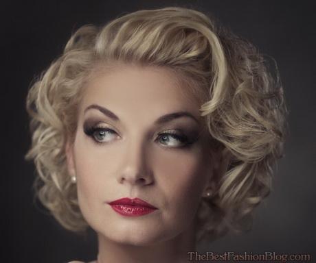 Hairstyles 1950 - photo #24
