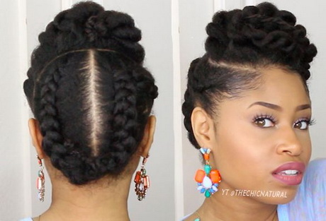 friends hairstyles : Braided Updo middot; Braided Updo