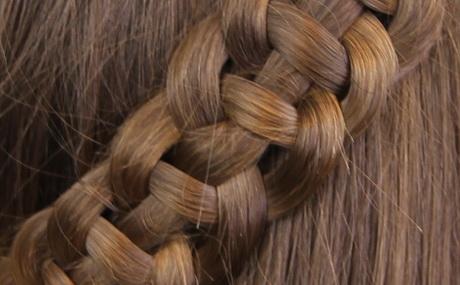 Hairstyles 4 Strand Braid