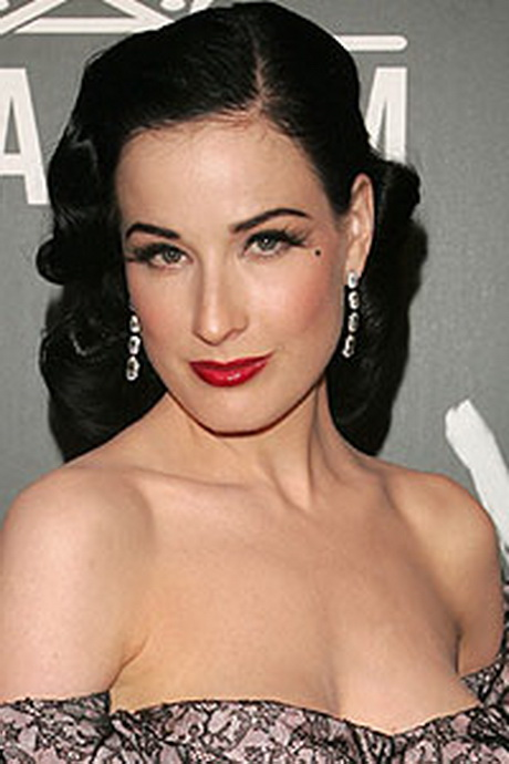 Vintage Hairstyles 1940S 40 S Style 1940 Hair 1930S Hairstyle Retro 31940S