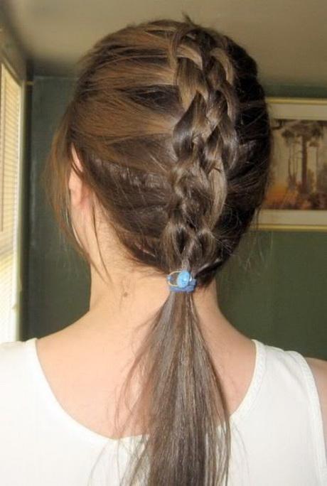 hairstyles 5 braid
