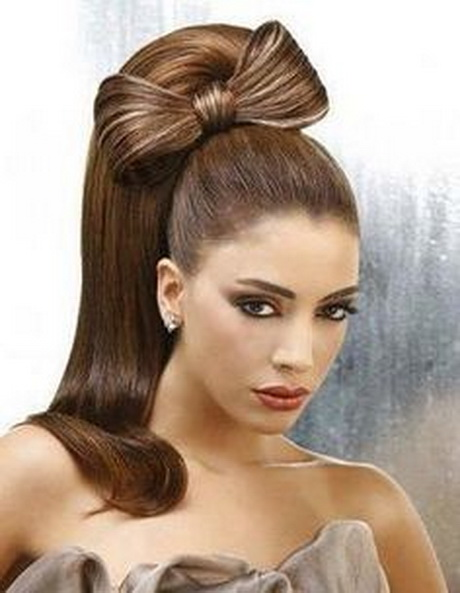 Hairstyles 70s ponytail