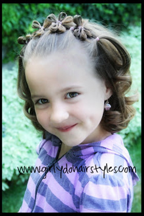 Hairstyle 4 Girl : Hairstyles year old girls