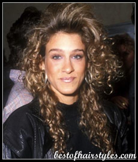 Hairstyles 80s Women