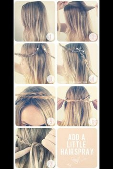 Original Cute Fast Easy Hairstyles For Long Hair Fast Hairstyles For Long Hair