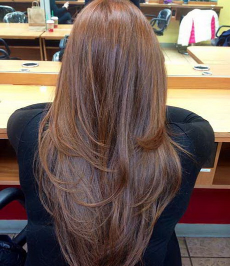 Hairstyle V Cut : Hairstyles Haircuts Long Choppy Hairstyles Scene Haircut Hair Cut Cut ...