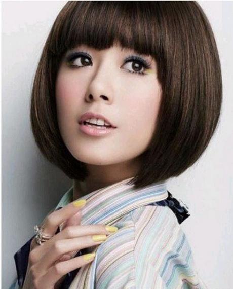 Hairstyles korean women