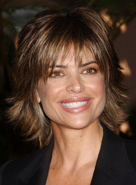 Hairstyles Like Lisa Rinna