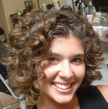 short hairstyles for thick naturally curly hair 10 …