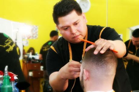Barber College Near Me : Trebol Barber Shop  Brooklyn NY United States. barbers near me ...