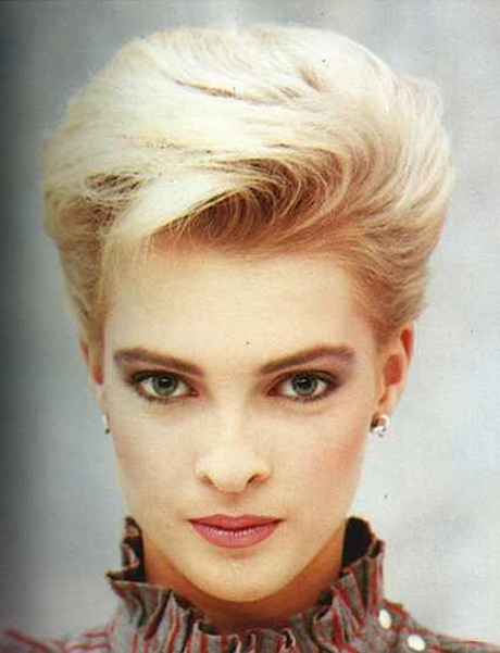 Hairstyles of the 80s - photo #27