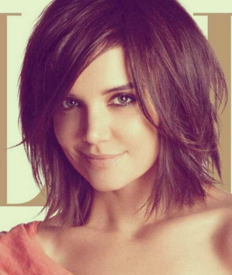 how great various short hairstyles can look on women with round faces