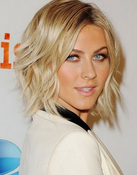 Hairstyles short in back long in front