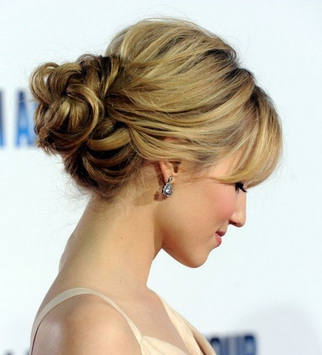 easy to do down hairstyles for prom images